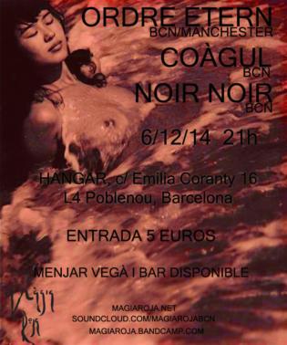Ordre Etern, Coàgul, Noir Noir 2014