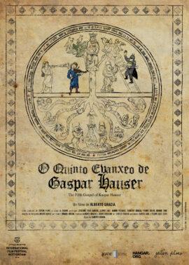 THE_FIFTH_GOSPEL_OF_KASPAR_HAUSER - poster
